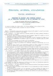 Journal officiel de la République française - N° 15 du ... - LexisNexis