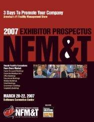 Prospectus 2007 - NFMT