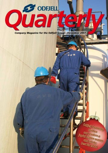 Quarterly December 2007 - Odfjell