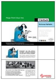 Mega-Point blue line - Friedrich Britsch GmbH & Co. KG