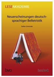 Alexander Verlag - Österreich liest