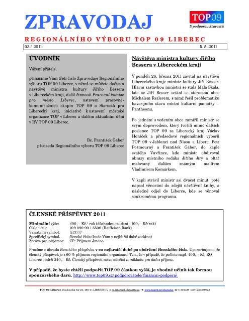 Zpravodaj - 03-2011.pdf - TOP 09