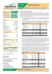 Bharti Airtel _Q1FY14 Result Update.pmd - InvestmentGuruIndia