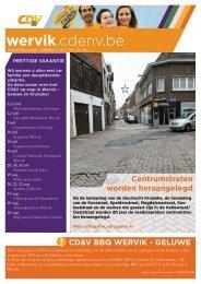 Wervik - CD&V
