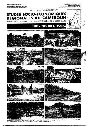 REGIONATES AU CAMEROUN