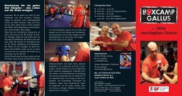 ... deine unschlagbare Chance! - Sportjugend Frankfurt