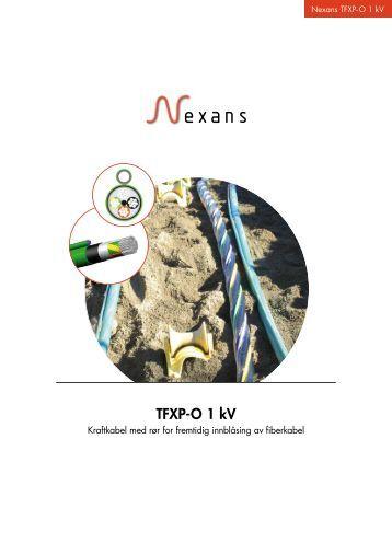 TFXP-O 1 kV - Nexans