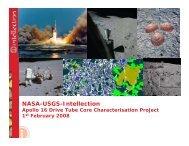 Photomicrographs from Apollo 16 Drive Tube Core - ISRU - NASA