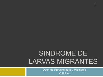 Larvas Migrantes
