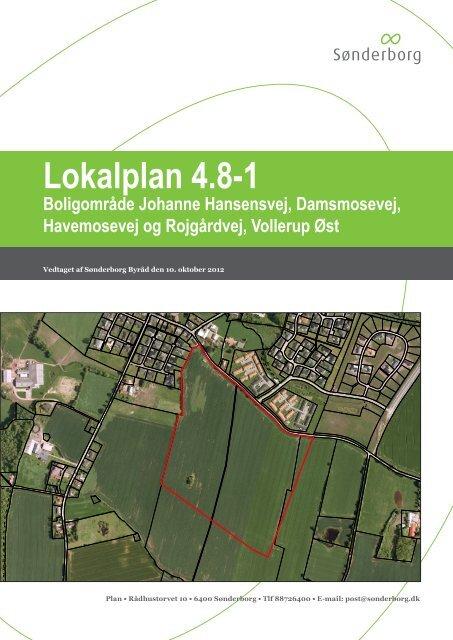 Lokalplan 4.8-1 - 16-12-2009