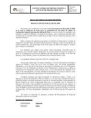 CONVOCATORIA DE PRUEBA ESCRITA Y ANUNCIO DE ... - ITACyL