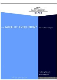 SGG MIRALITE-EVOLUTION - Saint-Gobain Glass Nordic