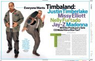 profile of the hip-hop producer; Entertainment Weekly ... - Ethan Brown