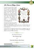 Orden des Heiligen Orden des Heiligen Joachim ... - Lazarus Union - Seite 3
