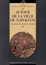 Autour de la ville de Napoléon - Laboratoire de théorie et d'histoire ...