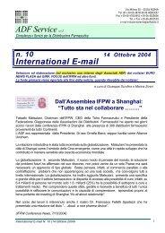 14 Ottobre 2004 - Gruppo Comifar