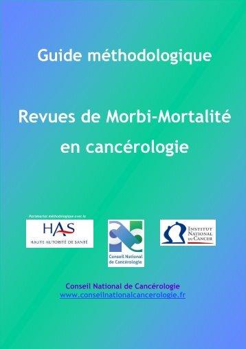 Guide méthodologique des revues de morbi-mortalité en cancérologie
