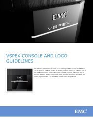 EMC Documentum 6 7 SP1 Environment and System Requirements