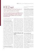 das soZIalE EngagEmEnt dEr gEnossEnschaft - FORTUNA ... - Seite 4
