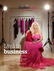 Divă în business - Diana-Florina Cosmin