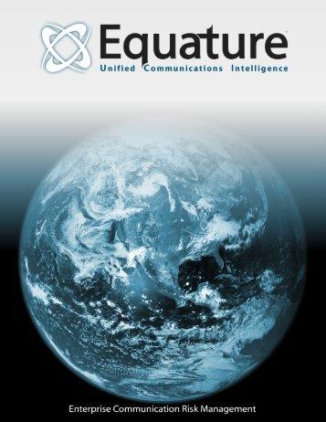 Equature Full Brochure - Express Digital
