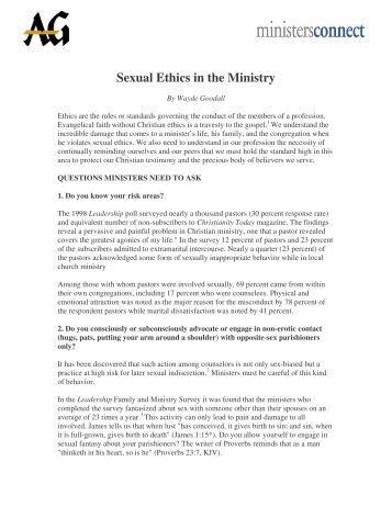 Vatican declaration on sexual ethics