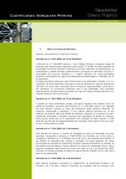 I. Decreto-Lei n.º 254/2009, de 24 de Setembro O ... - Cuatrecasas