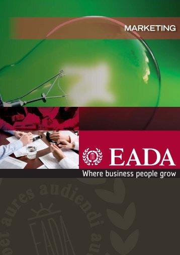 Técnicas de Venta y Negociación - EADA