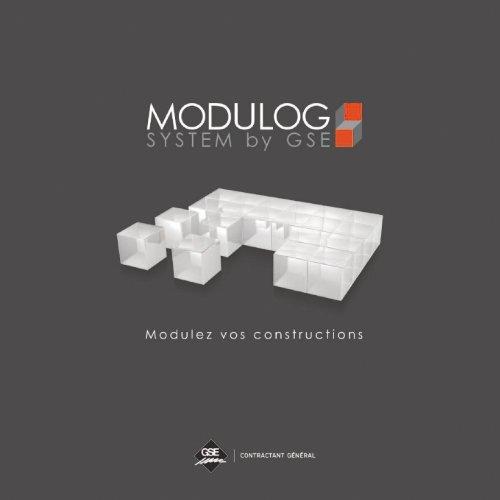 le concept modulog - Gse