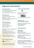 Programm - Arbeitsgemeinschaft Dermatologische Onkologie - Seite 7