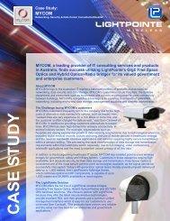 Download Case Study (PDF) - by LightPointe