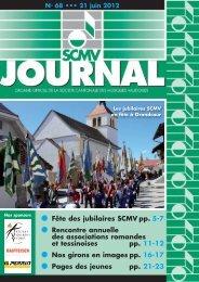 N° 68 - Société Cantonale des Musiques Vaudoises