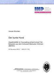 Komplettes Manuskript als PDF - Institut für Humanistische ...