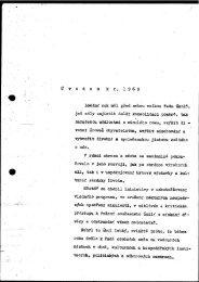 Kronika 1969 Č - Kolín