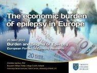 Christine Linehan - International Bureau for Epilepsy