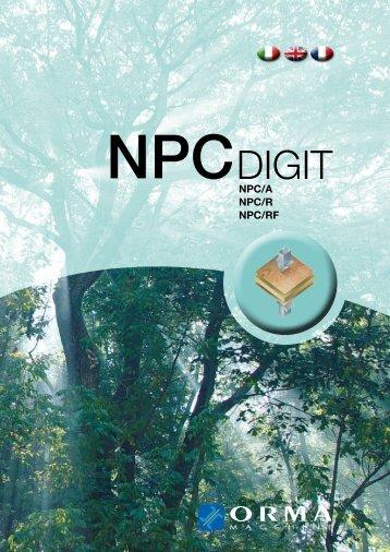 NPCNPC/A NPC/R NPC/RF