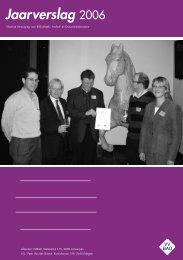 VVBAD-jaarverslag 2006