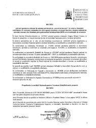 , 1.....MINISTERUL EDUCATIEI - Reteaua Nationala de Ajutor de Stat
