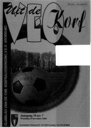grote clubactie - VEO archief Site