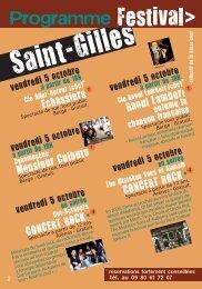 MHT festival 2012 - Projets éducatifs au Chateau d'Espeyran
