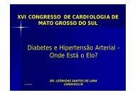 Diabetes e Hipertensão Arterial - Onde Está o Elo? - OPEC