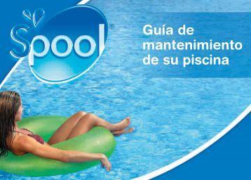 Guía de mantenimiento de su piscina - Poolaria