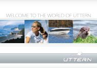 Welcome to the World of Uttern - mercurymarine.dk