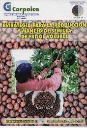 Estrategia para la producción y manejo de frijol - Agronet