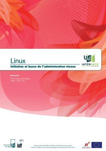 Initiation et bases de l'administration réseau - Interface Entreprises ...