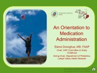 An Orientation to Medication Administration - Healthy Child Care ...