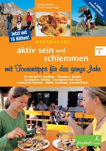 aktiv sein und schlemmen - Hennererhof in Schliersee