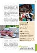 aktiv sein und schlemmen - Hennererhof in Schliersee - Seite 5