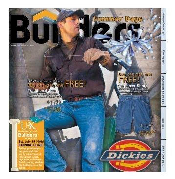 NEW! - Builders