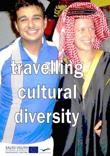 Folderpack Travelling Cultural Diversity - Salto